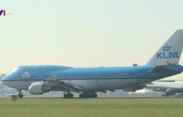 Hãng hàng không KLM giảm số chuyến bay