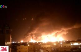 Mỹ chia sẻ tin tình báo với Saudi Arabia về vụ tấn công cơ sở dầu mỏ