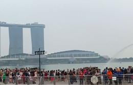 Ô nhiễm không khí nghiêm trọng tại Singapore