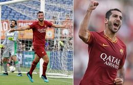 AS Roma có chiến thắng đầu tiên tại Serie A