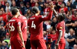 """Liverpool sắp bước vào giai đoạn """"thở không ra hơi"""""""