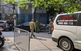 Vụ trọng án 3 người chết ở Nghĩa Đô xuất phát từ mâu thuẫn tình cảm