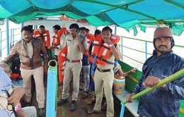 Tai nạn đường thủy tại Ấn Độ, ít nhất 12 người thiệt mạng