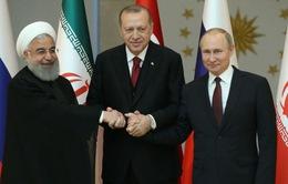 Hôm nay (16/9), diễn ra Hội nghị thượng đỉnh Nga - Iran - Thổ Nhĩ Kỳ