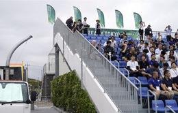 Ban tổ chức Thế vận hội Tokyo 2020 thử nghiệm máy làm tuyết chống nóng