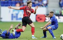 Vòng 4 Bundesliga: Freiburg giành chiến thắng trên sân của Hoffenheim