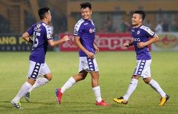 Sông Lam Nghệ An 0-1 CLB Hà Nội: Thắng tối thiểu, CLB Hà Nội vô địch V.League 2019 sớm 2 vòng đấu!