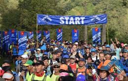 Gần 4.000 VĐV chạy marathon vượt núi Sapa