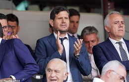 Giám đốc điều hành CLB Valencia từ chức