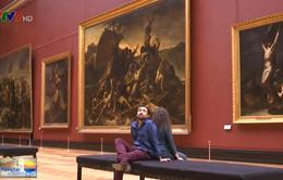 Thú vị ngủ đêm trong viện bảo tàng