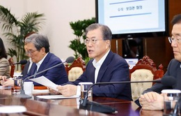 Hàn Quốc ủng hộ đối thoại giữa Triều Tiên và Mỹ