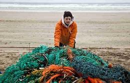 Phần Lan bắt đầu thu gom lưới đánh cá bỏ lại trên biển