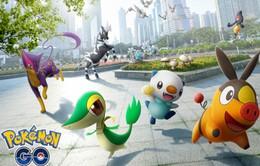 Pokémon GO trình làng Pokémon Gen 5