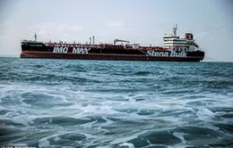 Iran tiếp tục bắt tàu chở dầu