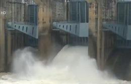 Xả nước điều tiết hồ Trị An đảm bảo cuộc sống người dân hạ du