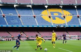 Barcelona có thể phải đóng cửa sân Nou Camp trong thời gian tới