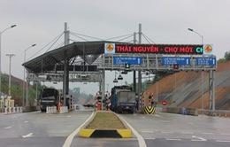 Thống nhất phương án giảm phí cho các phương tiện qua BOT Thái Nguyên - Chợ Mới