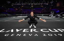 """Laver Cup 2019: Federer nói gì về trận đấu với """"ngựa chứng"""" Nick Kyrgios?"""
