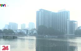 Không khí ở Hà Nội luôn trong tình trạng ô nhiễm
