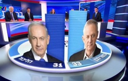 Cuộc bầu cử sít sao tại Israel