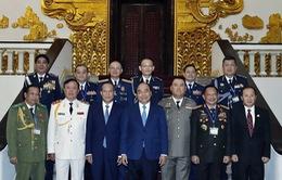 Thủ tướng tiếp Tư lệnh Cảnh sát các nước ASEAN