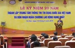 20 năm Trung tâm Thông tin tín dụng Quốc gia Việt Nam