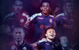 CẬP NHẬT Kết quả, bảng xếp hạng V.League 2019: CLB Hà Nội vô địch sớm 2 vòng đấu