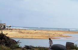 Hàng loạt cửa biển bị bồi lấp