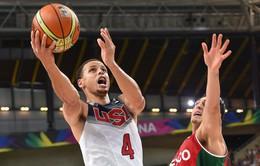 Stephen Curry dự định sẽ tham dự Olympic 2020