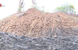 Phú Yên phát hiện một số khu vực có khối đá giống Gành Đá Dĩa