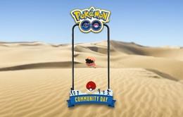 Pokémon GO bật mí về sự kiện Community Day tháng 10