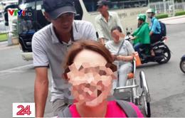 """Hai nữ du khách bị tài xế xích lô """"chặt chém"""" ở trung tâm TP.HCM"""