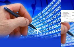 Hiệu quả ứng dụng chữ ký số giải quyết thủ tục hành chính tại TP.HCM