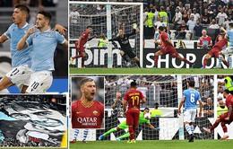 Lazio chia điểm với AS Roma tại vòng 2 Serie A
