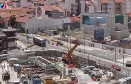 Singapore xây dựng thành phố ngầm dưới lòng đất