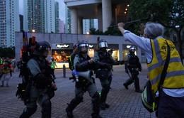 Sân bay Hong Kong, Trung Quốc tê liệt vì hoạt động biểu tình