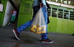 Kiến nghị đánh thuế cao để hạn chế sử dụng túi nylon
