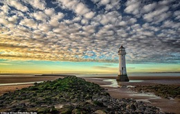 Ấn tượng với những bức ảnh về thời tiết và thiên nhiên đẹp nhất