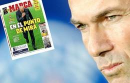 """Zidane đã """"hết linh"""" với Real Madrid"""