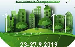 Tuần lễ Kiến trúc Xanh Việt Nam 2019: Giải pháp xanh chống biến đổi khí hậu