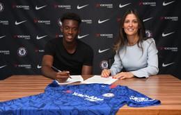 Chelsea giữ chân thành công sao trẻ bằng mức lương cao khó tin