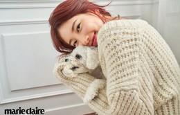 Suzy tỏa sáng như thiếu nữ