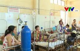 Số ca mắc sốt xuất huyết tăng hơn 13 lần ở Tây Nguyên