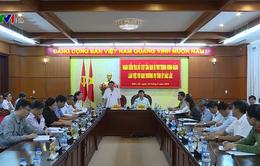 Kiểm tra việc thực hiện Nghị quyết Trung ương 4 tại Đăk Lăk