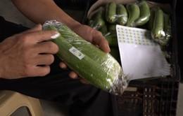 Hà Nội: 460 doanh nghiệp được cấp mã QR truy xuất nguồn gốc nông sản