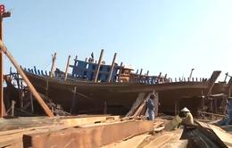 Quảng Ngãi hạn chế cấp phép đóng mới tàu cá