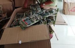 Bình Định: Thu giữ hơn 2.700 sản phẩm đồ chơi mang tính chất bạo lực