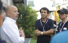 Sức nóng Singapore GP qua cảm nhận của phóng viên VTV
