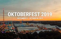 Lễ hội bia truyền thống Oktoberfest 2019 gắn với chủ đề bảo vệ môi trường, chống biến đổi khí hậu