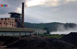 Dừng hoạt động Nhà máy cồn Đại Tân để khắc phục sự cố rò rỉ dầu